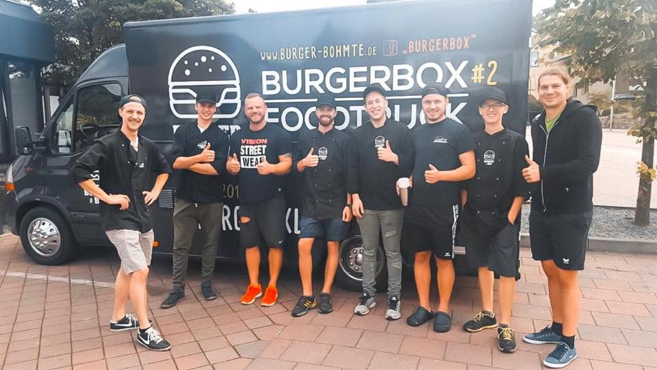 BurgerBox Bohmte |Unser Team